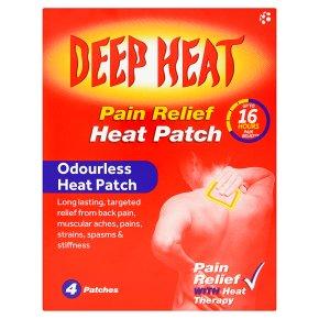 Deep Heat Heat Patch