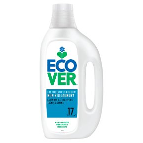 Ecover Laundry Liquid Non-Bio 17 washes