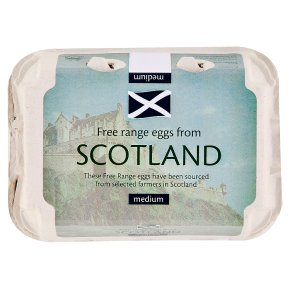 Stonegate Scottish medium free range eggs
