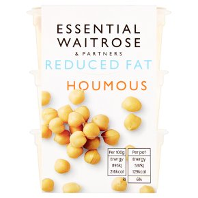 Essential Reduced Fat Houmous