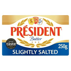 Président French Slightly Salted Butter