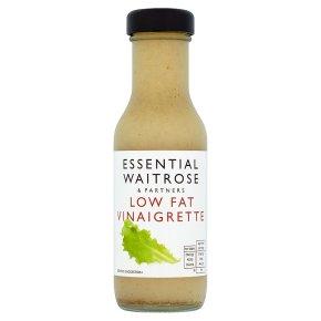 essential Waitrose low fat vinaigrette