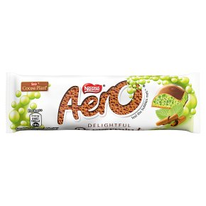 Aero mint chocolate bar