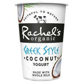 Rachel's Greek Style Coconut Yogurt