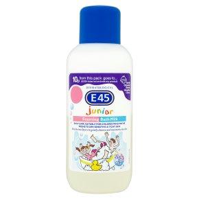 E45 foaming bath milk