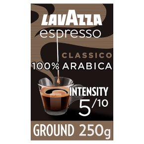 Lavazza Caffè Espresso Ground Coffee