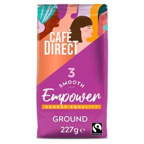 Cafédirect Fairtrade smooth roast coffee