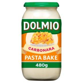 Dolmio Pasta Bake carbonara sauce