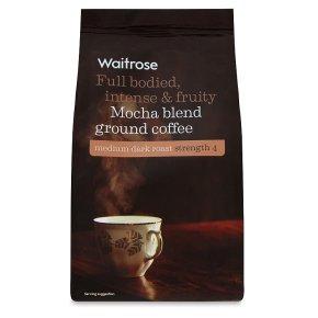 Mocha Roast & Ground Cafetiere Coffee