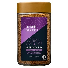 Cafédirect Fairtrade Instant classics medium roast