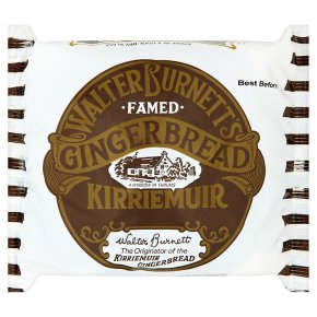 Kirriemuir famed gingerbread