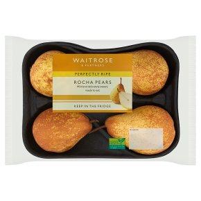 Waitrose 1 Perfectly Ripe Rocha Pears