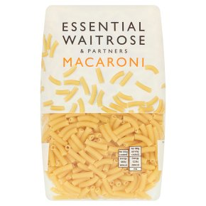 essential Waitrose macaroni