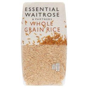 Essential Whole Grain Rice