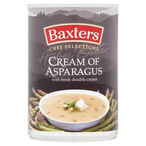 Baxters Chef Selections Cream of Asparagus