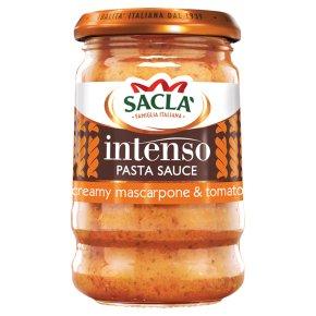 Sacla' Italia intenso stir in tomato & mascarpone