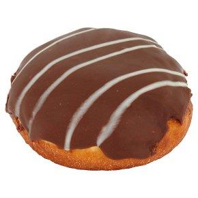 Chocolate Berliner