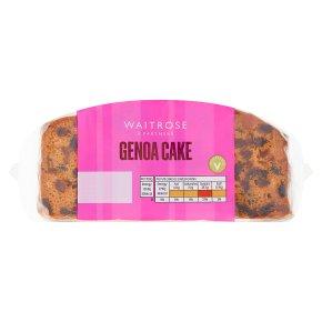 Waitrose genoa cake