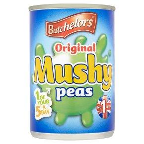 Batchelors mushy original processed peas