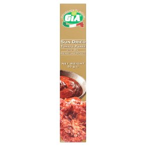 Gia sundried tomato puree