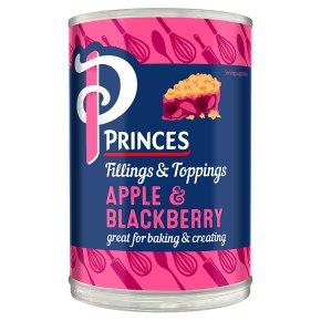 Princes Fruit Filling Apple & Blackberry