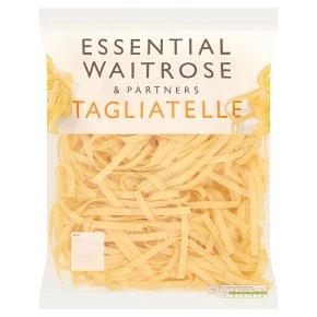 essential Waitrose fresh pasta tagliatelle