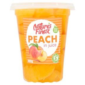 Nature's Finest Peach in Juice