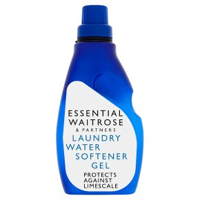 essential Waitrose laundry water softener gel