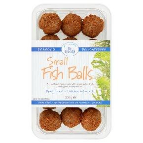 Mr Freed's Small Fish Balls
