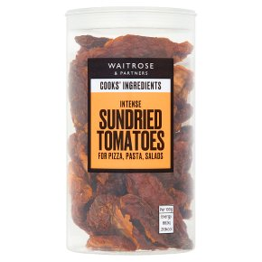 Waitrose Cooks' Ingredients sundried tomatoes