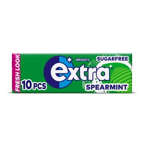 Wrigley's Extra Sugarfree - spearmint