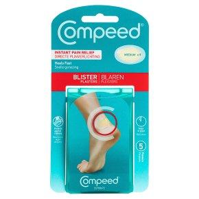 Compeed medium blister plasters