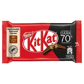 Nestlé KitKat Dark