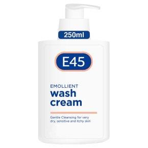 E45 wash cream