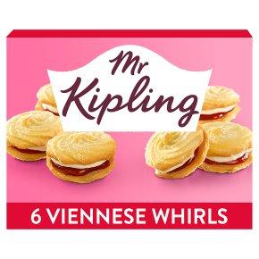 Mr Kipling Viennese whirls