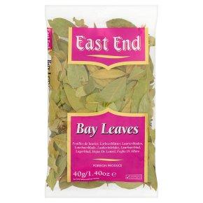 East End bay leaves