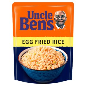 Uncle Ben's special egg fried rice