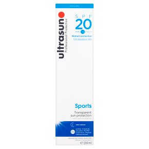 Ultrasun SPF20 Medium Sports