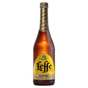Leffe Belgian beer blonde