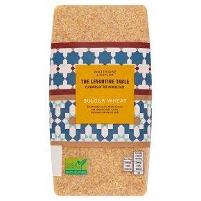 Waitrose LoveLife Bulgur Wheat