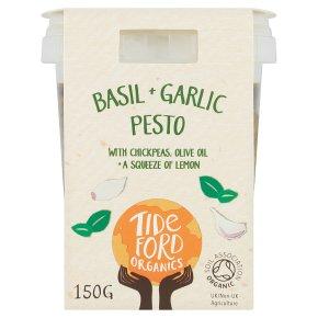 Tideford organic hey pesto basil