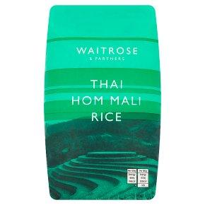 Waitrose Jasmine Hom Mali rice