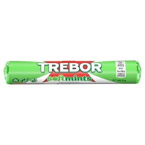Trebor Softmints Peppermint Mints