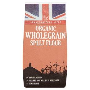 Sharpham Park Wholegrain Spelt Flour