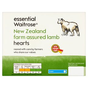 Essential New Zealand Lamb Hearts