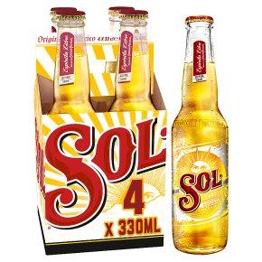Sol Mexican beer