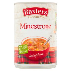 Baxters favourites minestrone