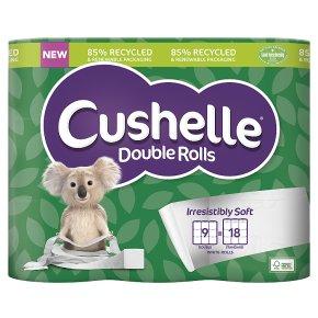Cushelle Double Rolls White
