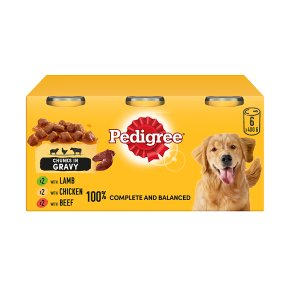 Pedigree in Gravy Selection