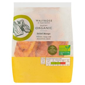 Waitrose Duchy Dried Mango